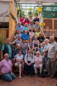 Ausflug 2015 zu Orchideen-Karge